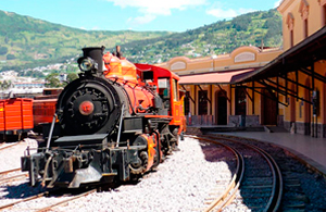 Ecuador Cruise Train - British Guild Travel