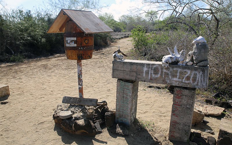 post office bay galapagos