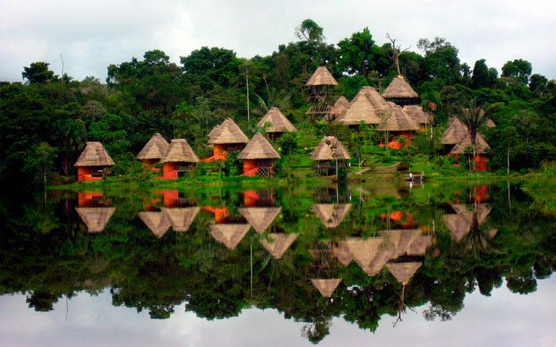 ecuador 4 worlds in one galapagosislands amazon jungle