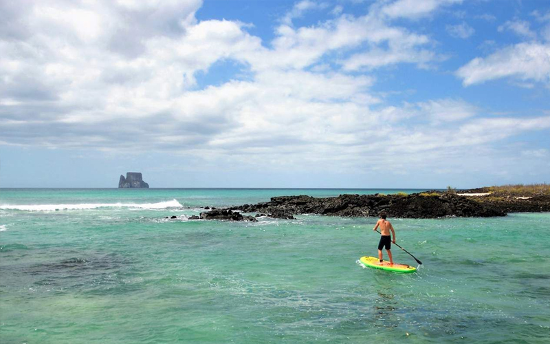 sports in galapagos sup