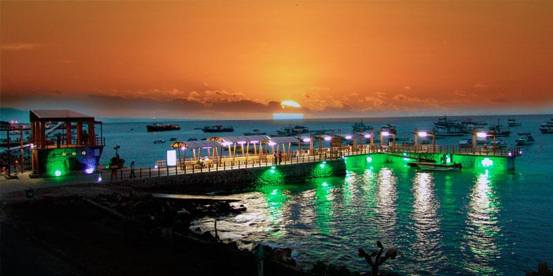 san cristobal galapagos galapagos islands galapagos sunset