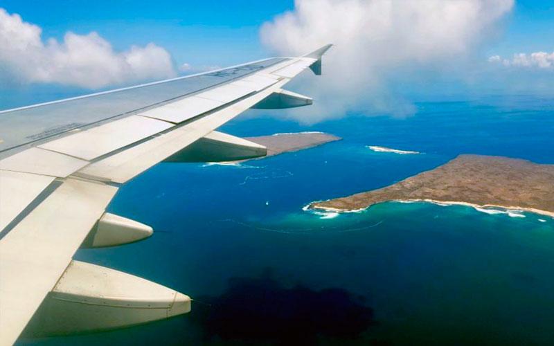 how to get to galapagos flights avianca travel ecuador