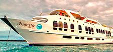 Majestic Motor yacht