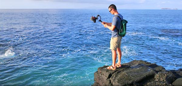 wildlife galapagos photo session
