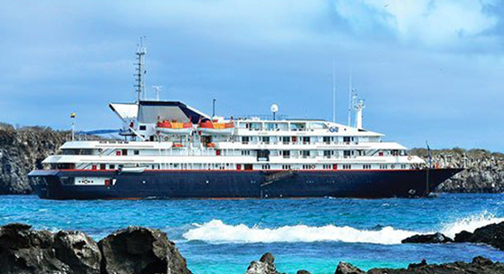 29 luxury galapagos cruise ships small for Luxury small cruise lines