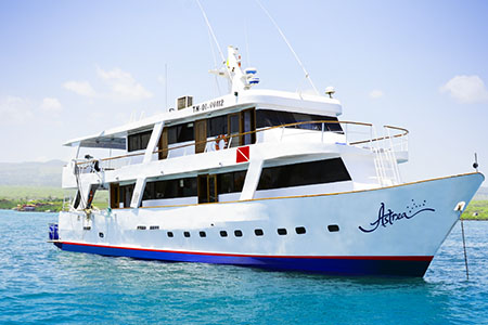 astrea-diving Diving Yacht