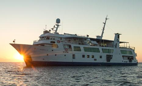 Isabela II Cruise Ship Galapagos Islands Com - Cruise ships to the galapagos islands