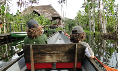 Transportation to the Lodges