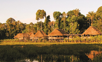Kapawi Lodge - Amazon Jungle