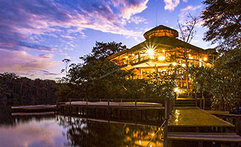 La Selva Lodge - Amazon Jungle