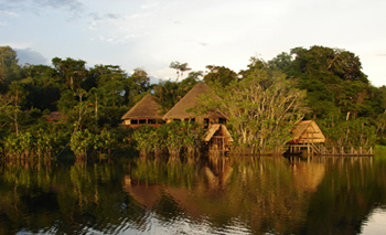 Sani Lodge - Amazon Jungle