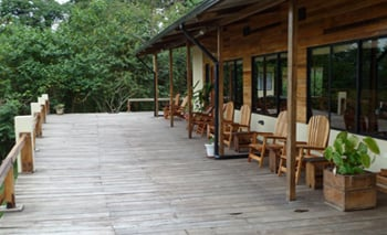 Wild Sumaco Lodge - Amazon Jungle