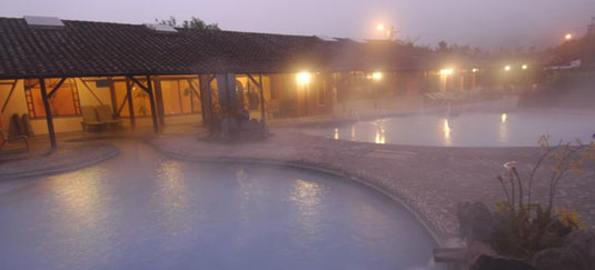 Papallacta Hot Spring & Spa