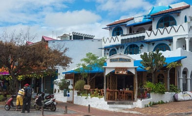 Hotels In Galapagos