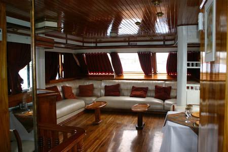 estrella de mar. Estrella del Mar - Lounge