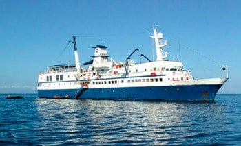 Galapagos Cruises Travel