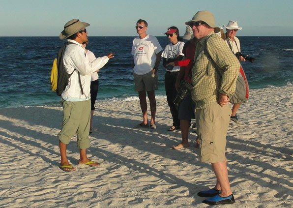 Guided Tours in Galapagos
