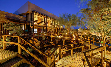Finch Bay Hotel Galapagos Islands Com
