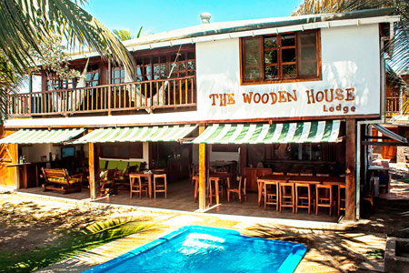 The Wooden House - Galapagos
