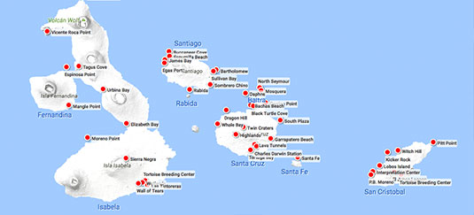about the galapagos galapagosislands com